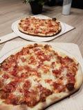 italiensk pizza Royaltyfri Foto