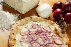 Italiensk Pizzasakkunnig Royaltyfri Bild