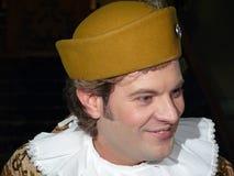 Italiensk prins Lorenzo Medichi Jr Arkivbilder