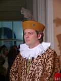 Italiensk prins Lorenzo Medichi Jr Fotografering för Bildbyråer