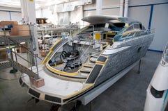 Italiensk skeppsvarv Arkivfoto