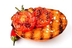 italiensk smörgås Arkivfoto