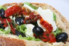 italiensk smak Arkivbild