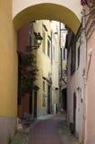 Italiensk smal gata Royaltyfri Fotografi