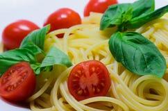 Italiensk spagetti Royaltyfri Fotografi