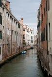 Italiensk stad av Venedig Royaltyfri Bild