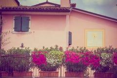 italiensk stil Arkivbilder