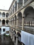 Italiensk stil för Lviv mitt Arkivbilder