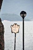 italiensk strand Fotografering för Bildbyråer