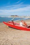Italiensk strand Royaltyfri Bild