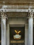 italiensk teater royaltyfri bild