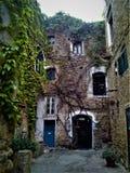 Italiensk Town royaltyfri foto