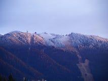 italienska alps Arkivfoto