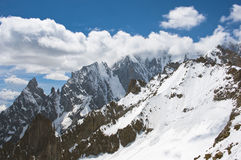 italienska alps royaltyfria foton