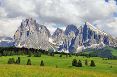 Italienska Alps Royaltyfria Bilder