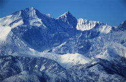 italienska alps Royaltyfri Bild