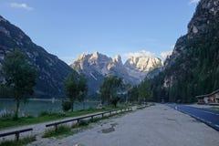 Italienska berg Royaltyfri Bild