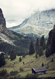 Italienska Dolomites royaltyfri foto