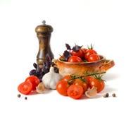 italienska grönsaker Arkivbild