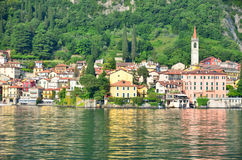 italienska lakes Arkivbilder