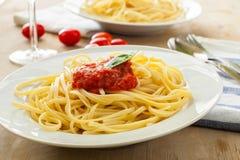 italienska matlagningmatingredienser Royaltyfri Foto