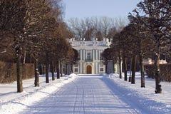 Italienskt hus Royaltyfria Foton
