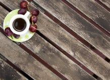 Italienskt kaffe Arkivbilder