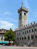 italienskt torn royaltyfri bild