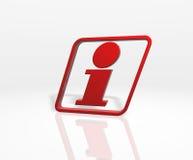 Italique IL Image stock