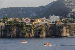 Italiya Sorrento 2 Foto de Stock Royalty Free