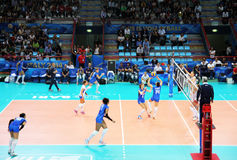 Italvolley Stock Photography