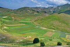 Italy, Úmbria Foto de Stock Royalty Free
