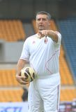 Italy and AC Milan Legend Daniele Massaro Royalty Free Stock Photography