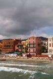 Italy Alassio Italian Riviera Stock Image