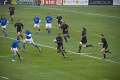 Italy - All Blacks