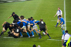Italy - All Blacks Stock Images