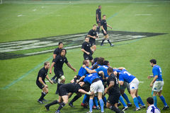 Italy - All Blacks Royalty Free Stock Images