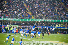 Italy - All Blacks Royalty Free Stock Image