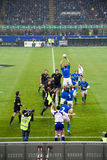 Italy - All Blacks Stock Photos