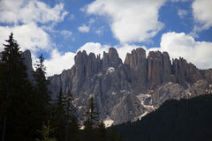 Italy, Alto Adige, Naturno village. Italy, Alto Adige, Dolomite mountain royalty free stock images