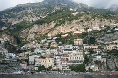 Italy. Amalfi coast. Stock Photo