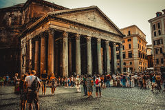 Italy architecture Royalty Free Stock Photography