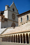 Italy (Assisi) Royalty Free Stock Images