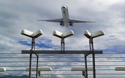 ITALY, Bari, international airport Stock Image