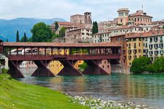 Italy, bassano del grappa Stock Photos