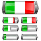 Italy battery Stock Photography