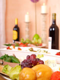 Italy Buffet Stock Images