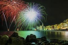 Italy, Camogli Stock Image
