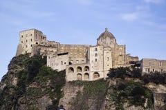 ITALY, Campania, console dos ísquios, Fotos de Stock Royalty Free