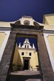ITALY, Campania, console dos ísquios Imagem de Stock